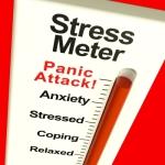 Estrés, ansiedad, ataque de pánico
